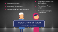 Importance of Salaah (Prayer)