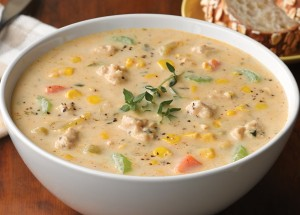 Chicken Chowder Soup