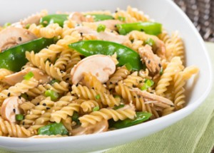 Peppercorn Chicken Pasta