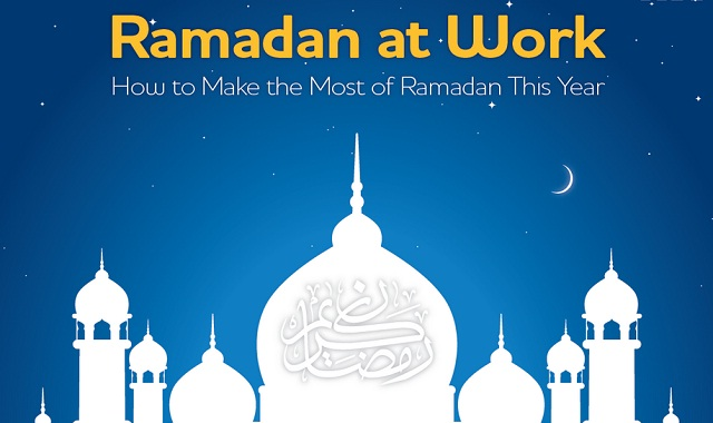 Ideas for Ramadaan at your workplace