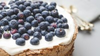 Blueberry Gateau