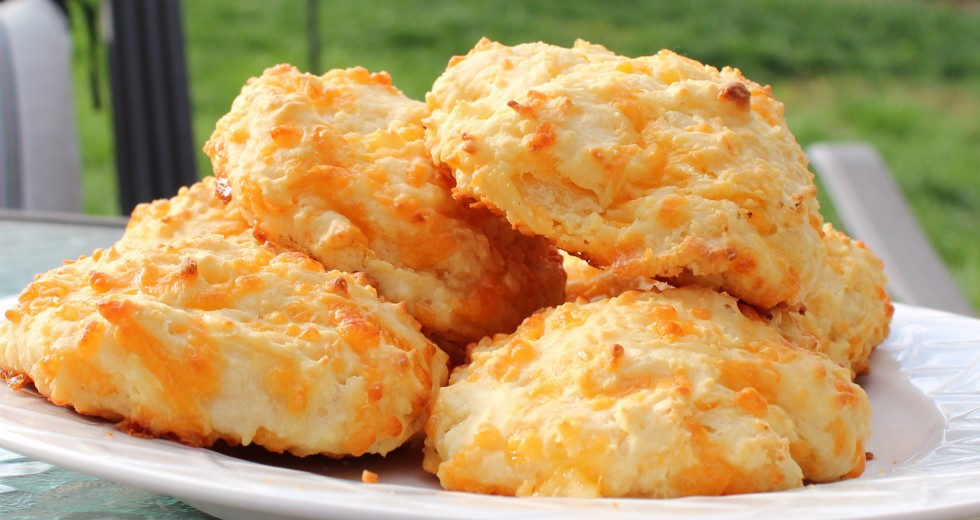 Cheesy Biscuit