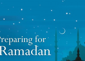 Welcoming Ramadaan